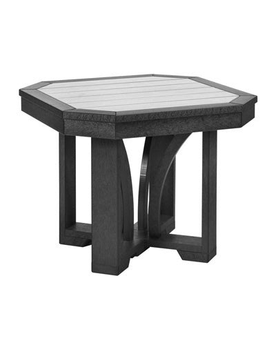 "T31 St. Tropez 24"" Square End Table"