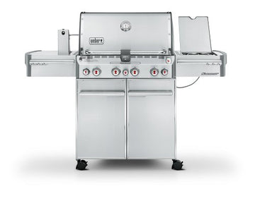 Summit S470 Gas Grill Natural Gas