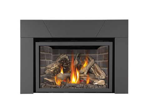 Napoleon Gas Fireplace Insert XIR3-1 Infra Red Series Clean Face