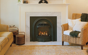 Windsor Arch Gas Fireplace