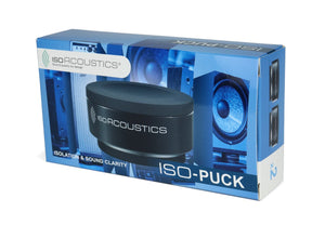 IsoAcoustic Pucks