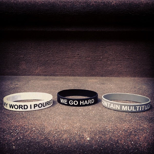 Wristbands 3-Pack