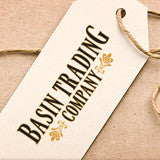 Basin Trading Store - COMING SOON!
