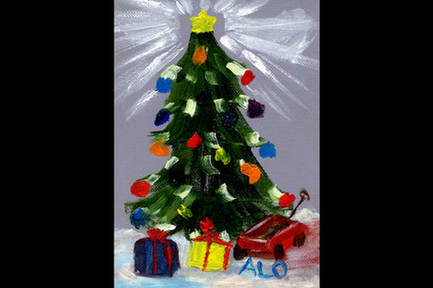 """Oh Christmas Tree"""