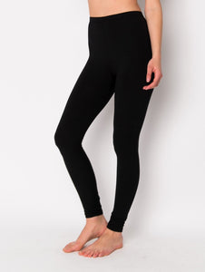 """Kitten"" High Waist Brushed Leggings O/S"