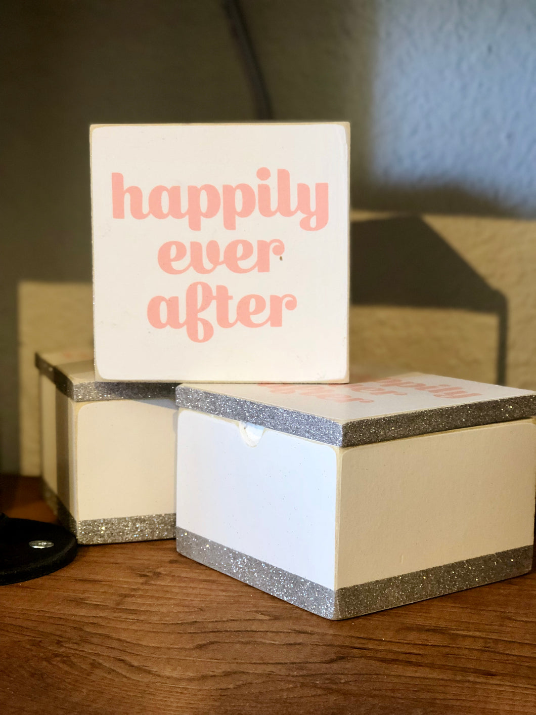 Happily Ever After Hinged Box