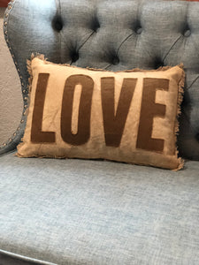 Love Pillow