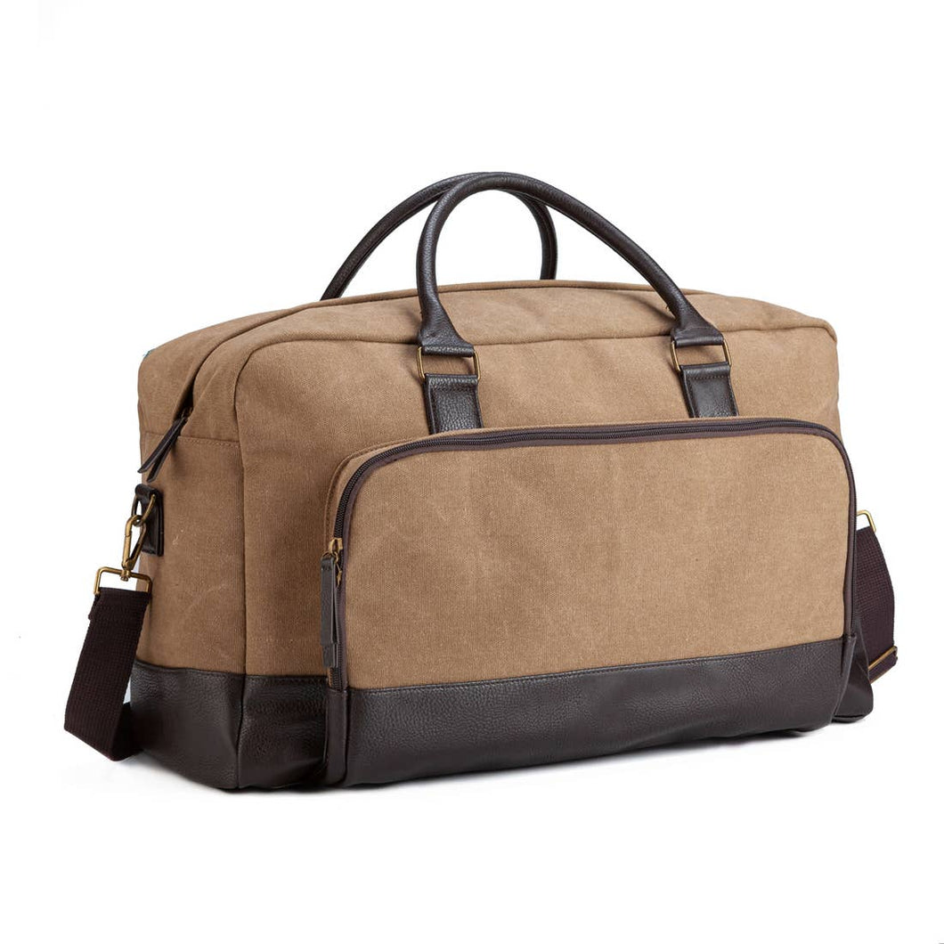 Walt Canvas Duffle Bag