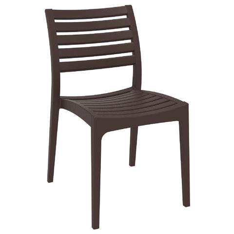 Compamia Ares Outdoor Dining Chair Brown ISP009-BRW