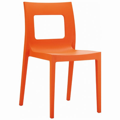 Compamia Lucca Dining Chair Orange ISP026-ORA