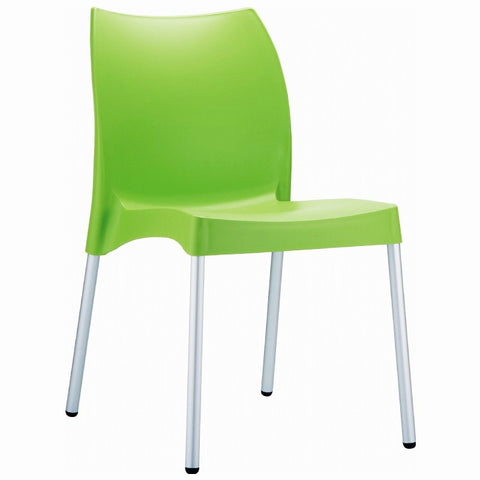 Compamia Vita Resin Outdoor Dining Chair Apple Green ISP049-APP