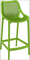 Compamia Air Counter Stool Tropical Green ISP067-TRG - YourBarStoolStore + Chairs, Tables and Outdoor  - 1