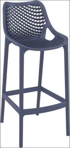 Compamia Air Bar Stool Dark Gray ISP068-DGR
