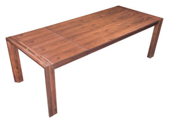 Perth Extension Dining Table - Chestnut
