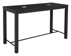 Odin Bar Table - Black