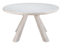 Beaumont Round Dining Table - Sun Drenched Acacia