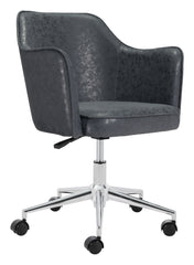 Keen Office Chair - Vintage Black