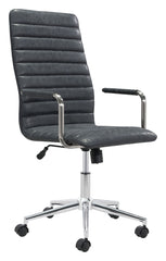 Pivot Office Chair - Vintage Black