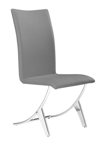 Delfin Dining Chair - Gray