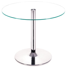 Galaxy Dining Table - Chrome