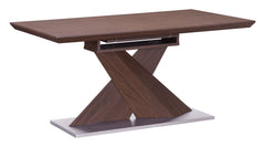 Jaques Extension Dining Table - Walnut