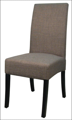 Valencia Fabric Chair, Toffee