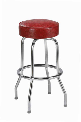 "Regal Seating 30"" Steel Single Ring Stool 1105"