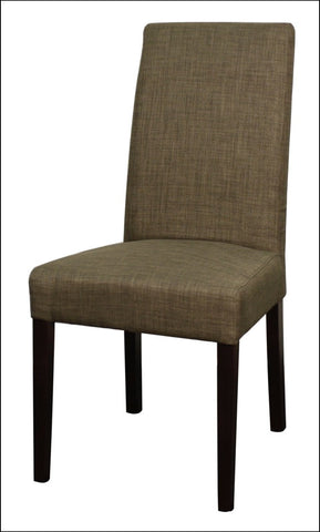 Hartford Fabric Chair, Toffee