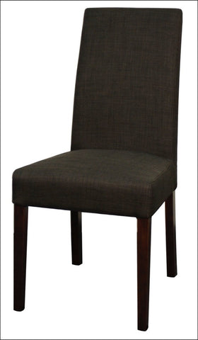 Hartford Fabric Chair, Charcoal