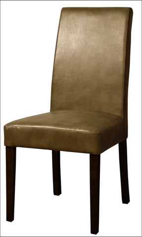 Hartford Bonded Leather Chair, Quarry