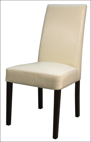Hartford Bonded Leather Chair, Beige