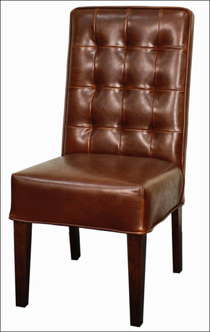 Texas Leather Chair, Sienna
