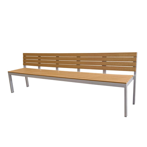 Vienna Bench (Backless) - Seats 5
