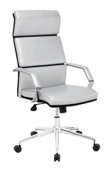 Lider Pro Office Chair - Silver