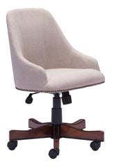 Maximus Office Chair - Beige