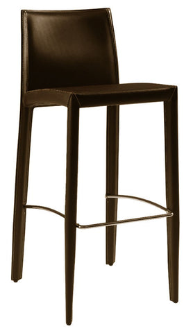 Bellini 29 Inch Barstool Brown 226-B BRW