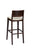 "Regal Seating 24"" Beechwood Solid Back Stool - Upholstered Seat 2438u - YourBarStoolStore + Chairs, Tables and Outdoor  - 2"