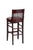 "Regal Seating 26"" Beechwood School House Stool-Upholstered Seat 2454u - YourBarStoolStore + Chairs, Tables and Outdoor  - 2"