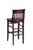 "Regal Seating 24"" Beechwood School House Stool-Wood Seat 2454w - YourBarStoolStore + Chairs, Tables and Outdoor  - 2"