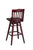 "Regal Seating 30"" Beechwood School House Swivel Stool - Wood Seat 2454w-swv - YourBarStoolStore + Chairs, Tables and Outdoor  - 2"