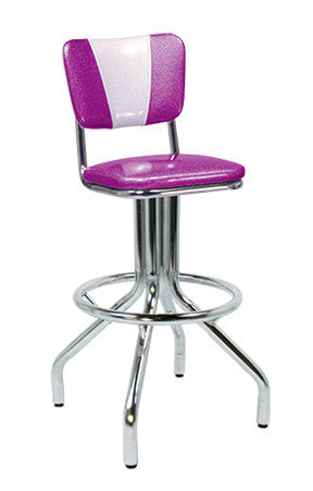 Retro Bar Stools 250-921 V