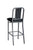 "Regal Seating 30"" Steel Metro Stool With Inside Upholstered Back 2575usb - YourBarStoolStore + Chairs, Tables and Outdoor  - 2"
