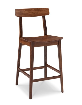 Currant Bamboo Counter Stools Exotic
