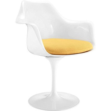 Daisy Arm Chair in Yellow EM-152