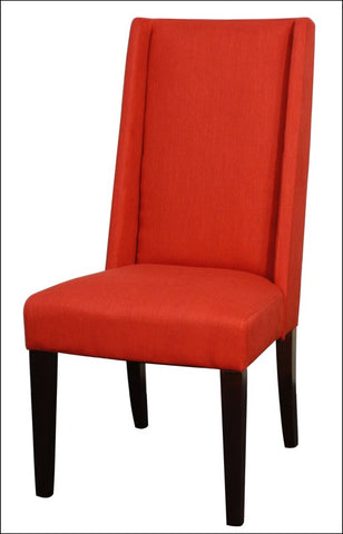Lucas Fabric KD Dining Chair, Paprika