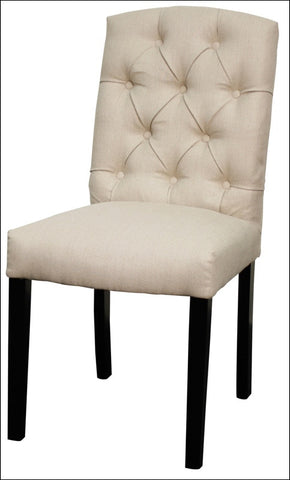 Philip Fabric Dining Chair, Sand