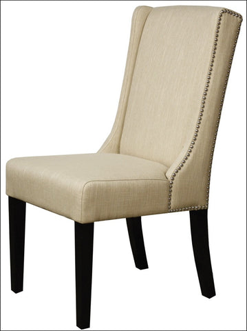 Holden Dining Chair, Flax