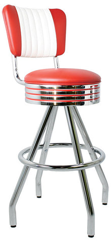 Retro Bar Stools 400-782 RBMB