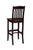 "Regal Seating 26"" Beechwood Bulldog Stool - Wood Seat 418w - YourBarStoolStore + Chairs, Tables and Outdoor  - 2"