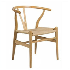 Aeon Albany-2 Chair CH7251-NaturalAsh - YourBarStoolStore + Chairs, Tables and Outdoor